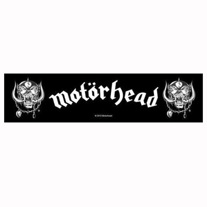 Patch Strip  Motorhead  War Pigs