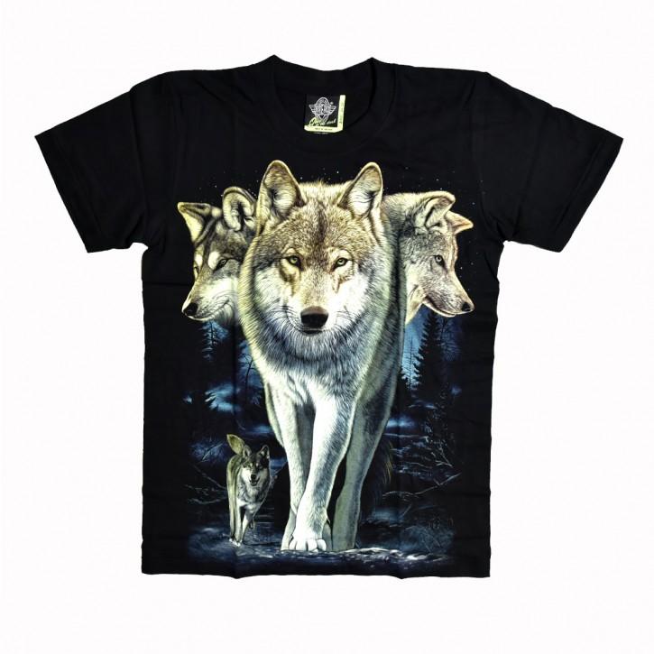 Wölfe T-Shirt Nr. 2