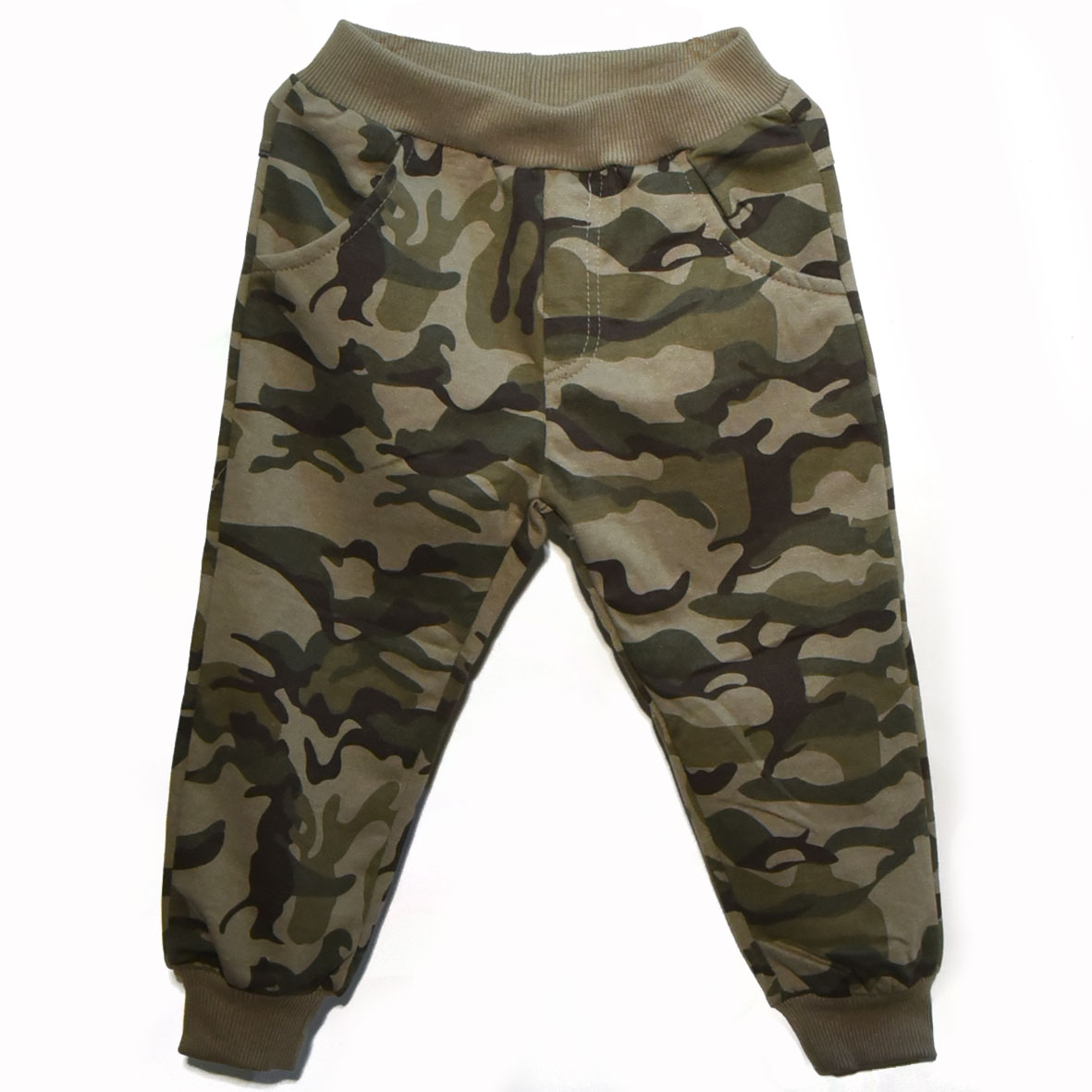 high quality great deals pre order Kids Army Pants Woodland 12-18 months