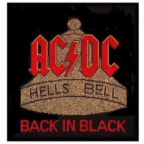 Patch AC/DC Hells Bells