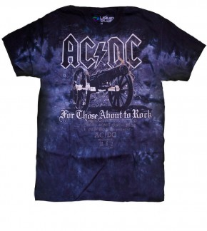 AC/DC T-Shirt  For those about to Rock