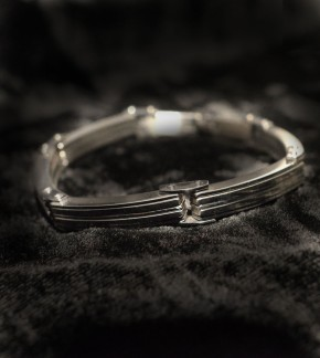 Stahlarmband Nr.4