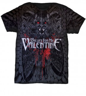 Bullet for my Valentine T-Shirt Demon