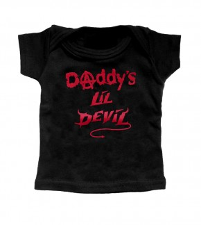 Kids-T-Shirt Daddy´s lil Devil