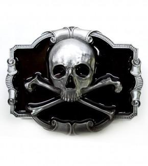 Buckle Skull 1