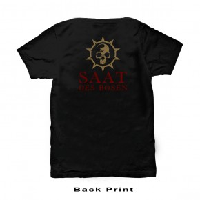 Krankheit T-Shirt Saat des Bösen S