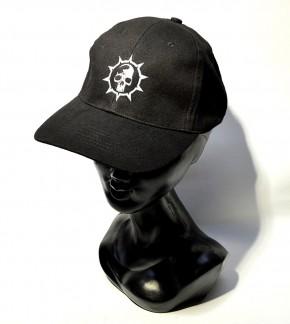 Krankheit Logo Baseball Cap bestickt