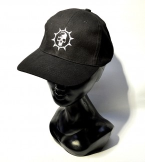 Krankheit Logo embroidered Baseball Cap