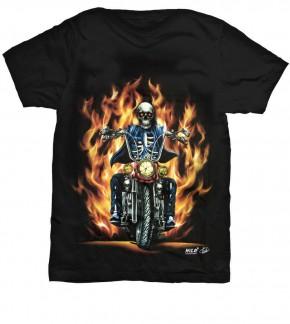 Kids-T-Shirt Biker Nr.: 2