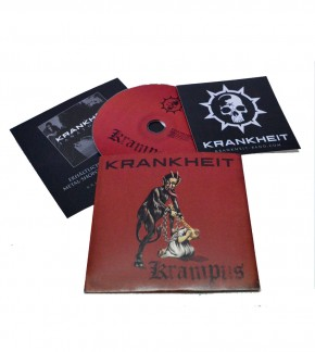 KRANKHEIT Krampus Single