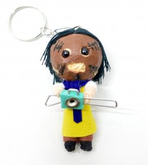Voodoo Doll Leatherface