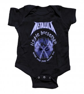 Kids-Body Metallica little horseman