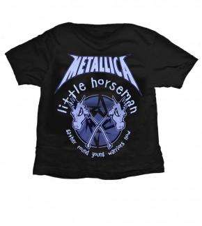 Kids-T-Shirt Metallica little horseman