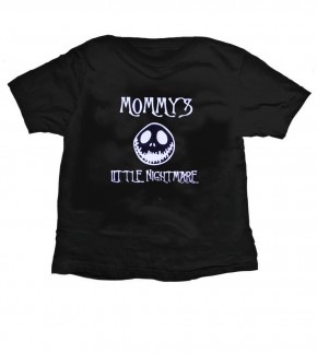 Kids-T-Shirt Mommys little Nightmare