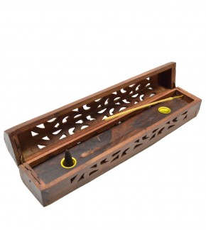 Incense Holders with storage compartment