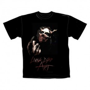 T-Shirt Living Dead Art XS