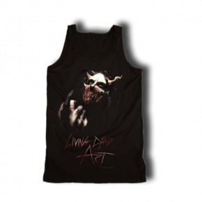 Tank Top Living Dead Art S