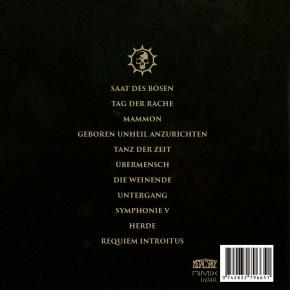 Krankheit CD Saat des Bösen