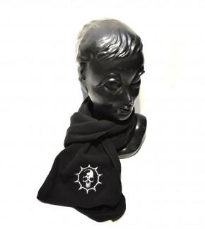 Krankheit Logo embroidered scarf