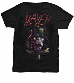 Slayer T-Shirt  Soldier Cross
