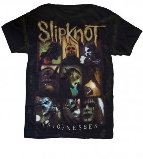 Slipknot T-Shirt  (sic) Nesses