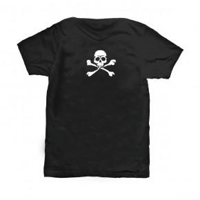 T-Shirt Skull L