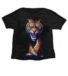 Kids-T-Shirt Tiger
