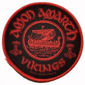 Patch Amon Amarth No.: 3