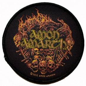 Patch Amon Amarth Nr.: 4