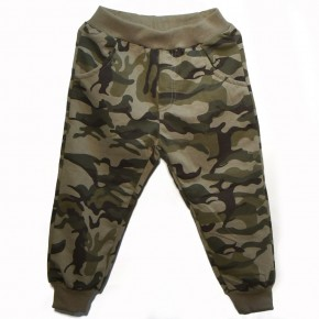 Kids Army Pants Woodland