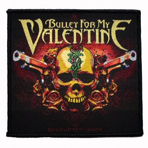 Patch Bullet for my Valentine