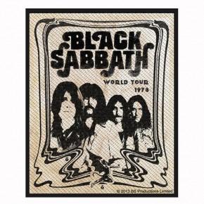 Patch Black Sabbath  Band
