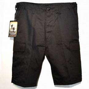 Army pants short black