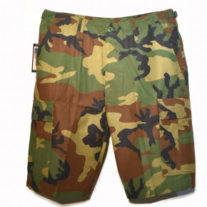Army pants short Woodland