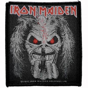 Patch Iron Maiden No. 2