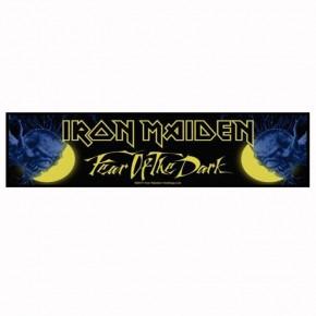 Patch Strip  Iron Maiden  Fear Of The Dark