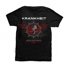 T-Shirt Krankheit Menschenfänger XS
