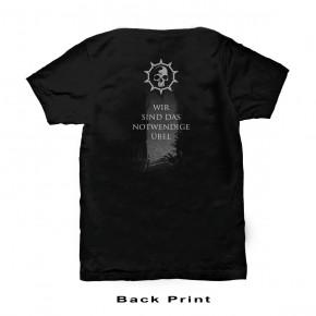 Krankheit T-Shirt Sanatorium S