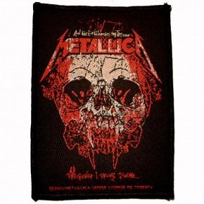 Patch Metallica Nr. 4