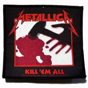 Patch Metallica Kill em all