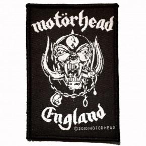 Patch Motörhead England