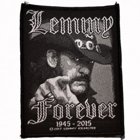 Patch Motörhead Lemmy Forever
