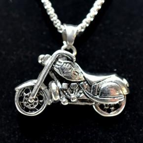 Stahlanhänger Motorrad