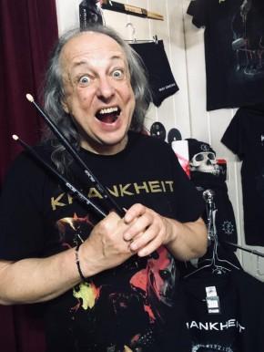 KRANKHEIT  Drumsticks black