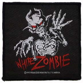 Patch White Zombie